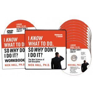 I Know What To Do, So Why Don't I Do It? CD/DVD Version