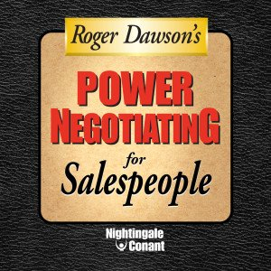 Power Negotiating for Sales People
