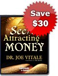 Save $30 on The Secret to Attracting Money